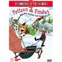 Pettson och Findus: Katten och gubbens år (DVD )