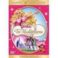 Barbie och de tre musketörerna (DVD 2009)