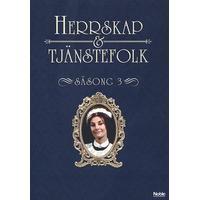 Herrskap & Tjänstefolk Säsong 3 (DVD)