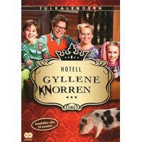 Hotell Gyllene Knorren: Julkalendern 2010 (DVD 2011)