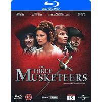 De tre musketörerna (Blu-ray 2011)