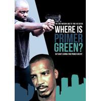 Where Is Primer Green? (DVD) (DVD 2013)