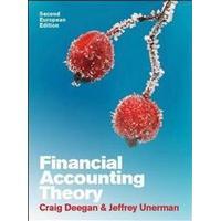 Financial accounting theory: european edition (Pocket, 2011)