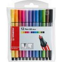 Stabilo Fineliner 68 Mini Pen 12-pack