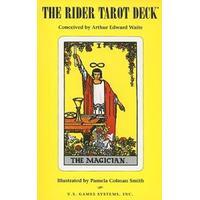 The Rider Tarot Cards (Övrigt format, 2009)