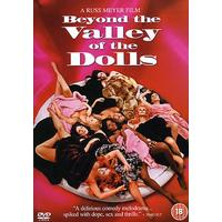 Beyond the valley of the dolls (DVD)