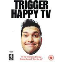 Trigger Happy - Series 1-2 + Specials Box (DVD)