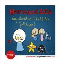 Julkortsbok med Herregud & Co: 20 vykort (Häftad, 2016)