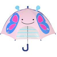 Skip Hop Zoobrella Little Kid Umbrella Butterfly