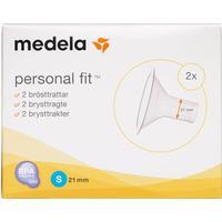 Medela PersonalFit Brösttratt 21mm Strl S 2-pack