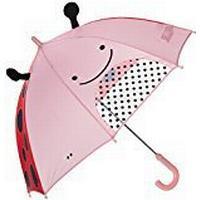Skip Hop Zoobrella Little Kid Umbrella Ladybug