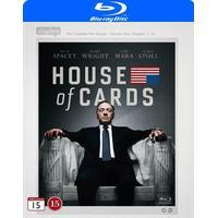 House of cards: Säsong 1 (2Blu-ray) (Blu-Ray 2013)