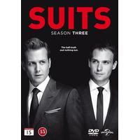 Suits: Säsong 3 (4DVD) (DVD 2013)