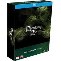 Breaking bad: Complete series (15Blu-ray) (Blu-Ray 2014)