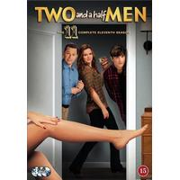 Two and a half men: Säsong 11 (3DVD) (DVD 2014)