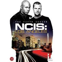 NCIS Los Angeles: Säsong 5 (6DVD) (DVD 2013)