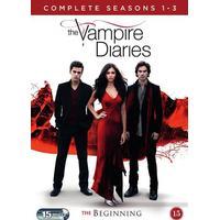 Vampire diaries: Säsong 1-3 (15DVD) (DVD 2014)