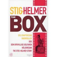 Sällskapsresan: Boxen 2012 (6DVD) (DVD 2011)