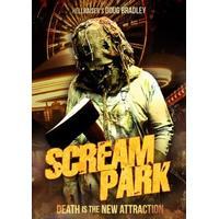 Scream Park (DVD) (DVD 2014)