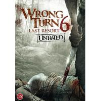 Wrong turn 6: Last resort (DVD) (DVD 2014)