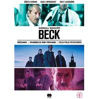 Beck vol 1 - 3 filmer (2DVD) (DVD 2013)
