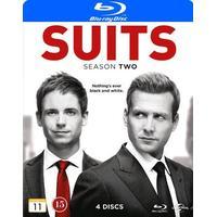 Suits: Säsong 2 (4Blu-ray) (Blu-Ray 2013)