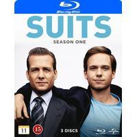 Suits: Säsong 1 (3Blu-ray) (Blu-Ray 2012)