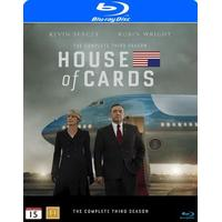 House of cards: Säsong 3 (4Blu-ray) (Blu-Ray 2015)