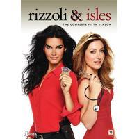 Rizzoli & Isles: Säsong 5 (4DVD) (DVD 2014)