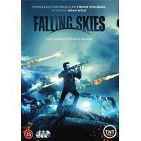 Falling skies: Säsong 4 (3DVD) (DVD 2015)