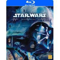 Star Wars - The original trilogy (3Blu-ray) (Blu-Ray 2015)