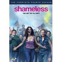 Shameless: Säsong 4 (3DVD) (DVD 2015)