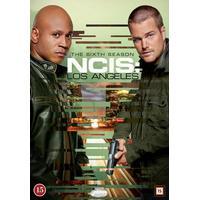 NCIS Los Angeles: Säsong 6 (6DVD) (DVD 2014)