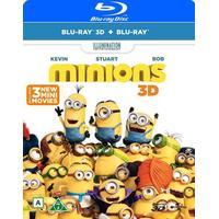 Minioner 3D (Blu-ray 3D + Blu-ray) (3D Blu-Ray 2015)