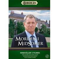 Morden i Midsomer: Box 25 (2DVD) (DVD 2011)