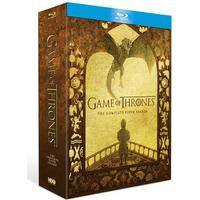 Game of thrones: Säsong 5 (4Blu-ray) (Blu-Ray 2015)