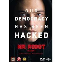 Mr Robot: Säsong 1 (3DVD) (DVD 2015)