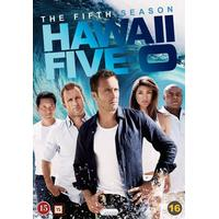 Hawaii Five-0: Säsong 5 (Remake) (6DVD) (DVD 2015)