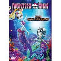 Monster High 10: Stora Skalliärrevet (DVD) (DVD 2015)