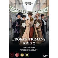 Fröken Frimans krig 2 (DVD) (DVD 2015)