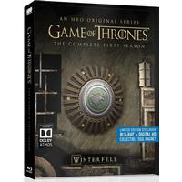 Game of thrones: Säsong 1 - Steelbook (5Blu-ray) (Blu-Ray 2011)