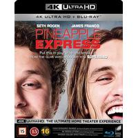 Pinapple express (4K Ultra HD + Blu-ray) (Unknown 2016)