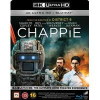 Chappie (4K Ultra HD + Blu-ray) (Unknown 2016)