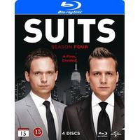 Suits: Säsong 4 (4Blu-ray) (Blu-Ray 2014)