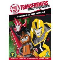 Transformers: Säsong 1 vol 2 (DVD) (DVD 2015)