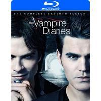 Vampire diaries: Säsong 7 (4Blu-ray) (Blu-Ray 2016)
