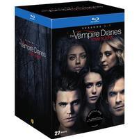 Vampire diaries: Säsong 1-7 (27Blu-ray) (Blu-Ray 2016)