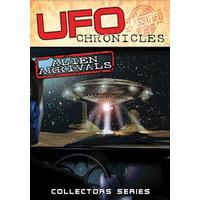 UFO Chronicles: Alien Arrivals (DVD) (DVD 2016)