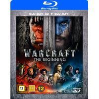 Warcraft - The beginning 3D (Blu-ray 3D + Blu-ray) (3D Blu-Ray 2016)