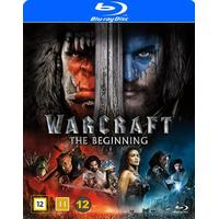 Warcraft - The beginning (Blu-ray) (Blu-Ray 2016)